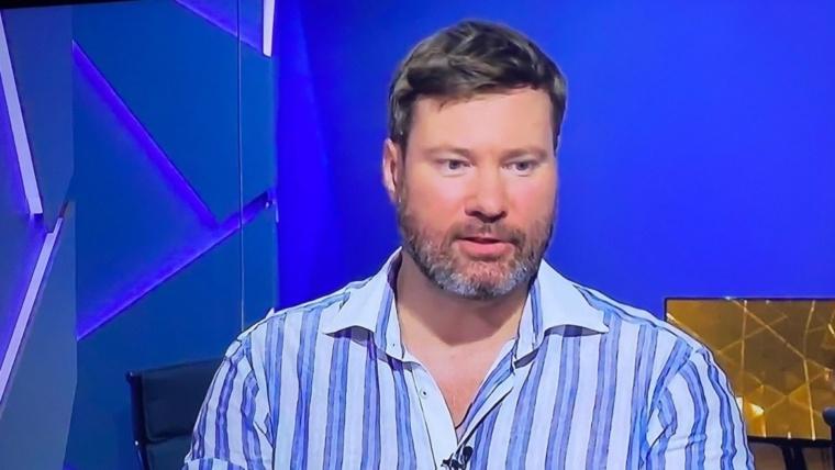 "Прямий етер на телеканалі ""Україна24"""